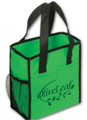 Drawstring Grocery Tote Bag