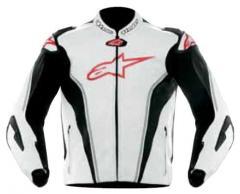 GP Tech Leather Jacket