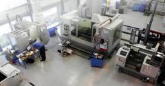 Haas CNC Machine Tool