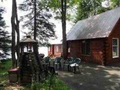 True Adironack Style Home