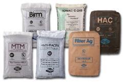 Water Treatment Minerals