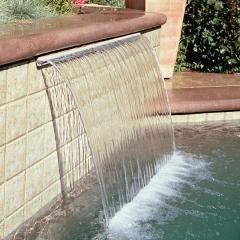 Sheer Descent Super Radius Waterfalls