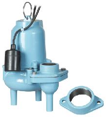ES60W1-10 6/10 HP Wastewater and Sewage Pump