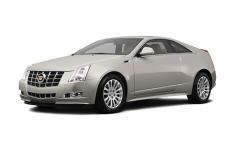 2013 Cadillac CTS Coupe 3.6L V6 RWD Car