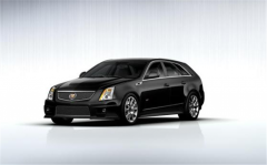 2013 Cadillac CTS-V Wagon Car