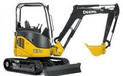Excavator John Deere 27D