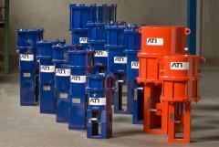 Linear Pneumatic Actuators, L & HDL