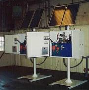 Solar Power Actuator System