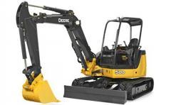 Excavator John Deere 50D