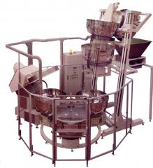 Carousel Mixing Systems