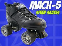 Roller skates Mach-5 Quad Speed Skates