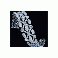 Marquise Lattice Bracelet