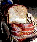 Mountain Marble Bread