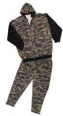 Camouflage Tracksuit