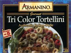 Tri-Color Cheese Tortellini