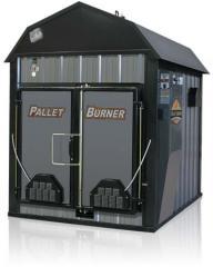 Pallet Burner Boiler