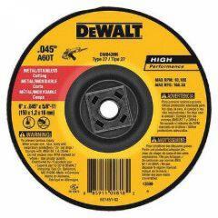 """DeWalt DW8424H Metal Cutting Wheel 4-1/2"""""""