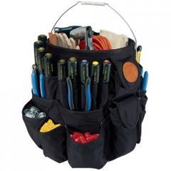Klein Bucket Tool Organizer - 45 Pockets