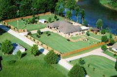 Stunning riverside private estate