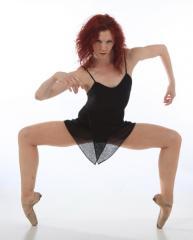 Krinklespun Nylon Acrylic Wrap Skirt