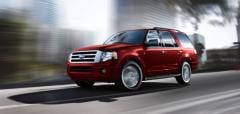 Ford Expedition New Car