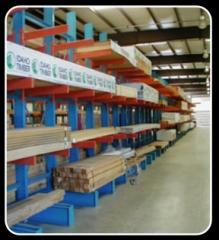 Cantilever Storage Rack Systems
