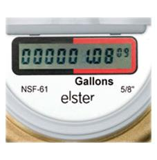Electronic Water Meters