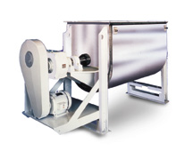 Horizontal Ribbon Vacuum Dryers