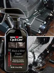 Black and Silver Engine Enhancer - Formula B - 16