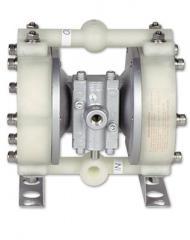 Yamada® DP-10 and DP-15 Series Double Diaphragm