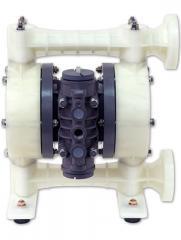 Yamada® NDP-25 Series Double Diaphragm Pumps