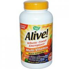 Alive No Iron Added Tabs