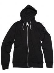 Unisex Fashion Fleece Zip Hoody