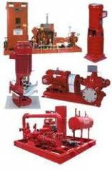 Peerless Fire Protection Pumps