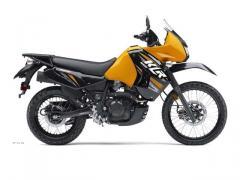 2013 Kawasaki KLR™650 Motorcycle