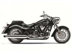 2013 Yamaha Roadliner S Motorcycle