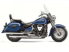 2013 Yamaha Road Star Silverado S Motorcycle