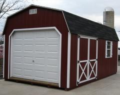 Prefab Wood Garages