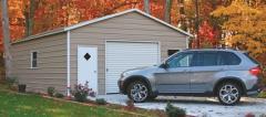 Steel Garages & Carports