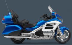 Honda 2013 Gold Wing Audio Comfort Motorcycle