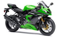 Kawasaki 2013 Ninja® ZX™-6R Motorcycle