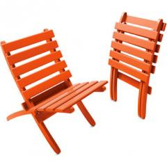 Butterfly Chair Tangerine