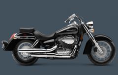 Honda 2013 Shadow Aero Motorcycle