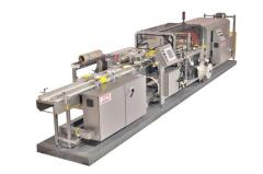 Horizontal Cross-Seal Shrink Wrapping System MS