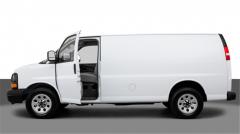 2013 GMC Savana Cargo Van 1500 Regular Wheelbase