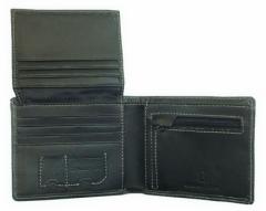 RU1E Men's Leather Wallet