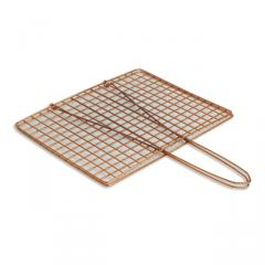 Copper Grill Net with Handle