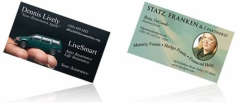 4 Color Business Cards