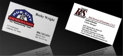 Spot Color Business Cards