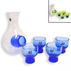 5 Piece Cold Sake Set